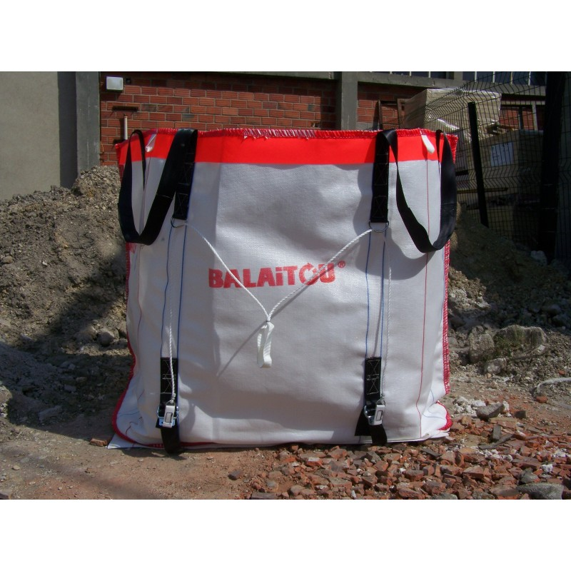 sac gravat big bag r utilisable x5 900x900x800. Black Bedroom Furniture Sets. Home Design Ideas
