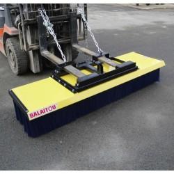 Balai pousseur fourche standard 200