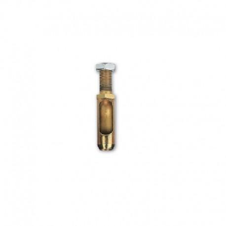 """Louchet creux Ø 19 mm profondeur 7 cm ( 3/4"""" x 3"""") pour aérateur Billy Goat AE401H"""