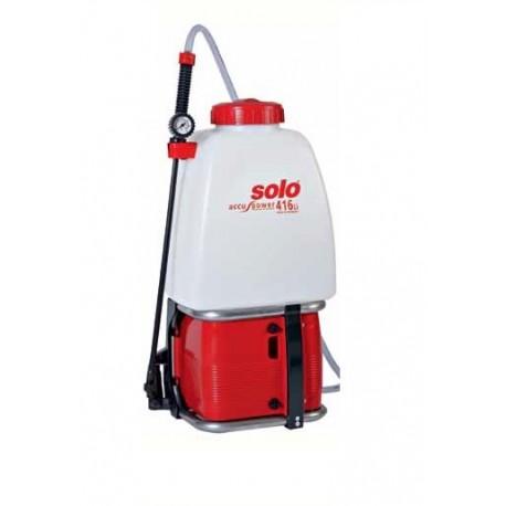 Pulvérisateur à dos professionnel 416 Li SOLO sur batterie