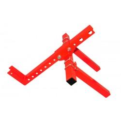 Kit de montage support quad réglable en hauteur