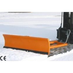 Lames à neige renforcé 150 caoutchouc