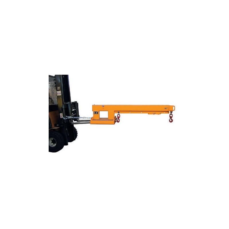 Potence pour fourches telescopique fixe 2500 - Appareil pour enlever les fourches ...