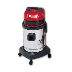 Aspirateur eau et poussiere 24L cuve inox