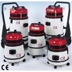 Aspirateur eau et poussiere 29L cuve plastique 1x1200W