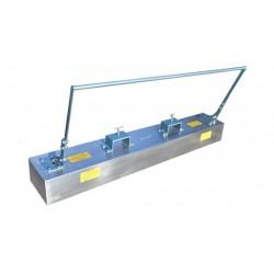 Balai magnétique pour chariot élévateur de 1M 1.2M 1.5M 1.8M