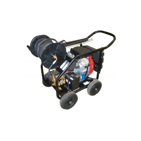 Nettoyeur haute pression thermique Speeder Man 3021 V