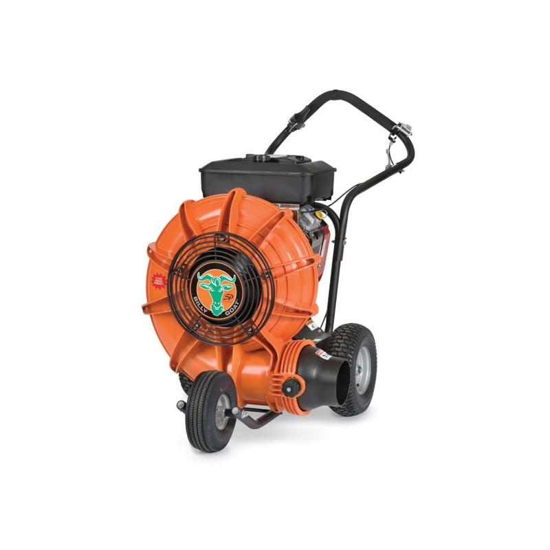 Souffleur sur roues 18cv autotract billy goat for Aspirateur de feuilles sur roues