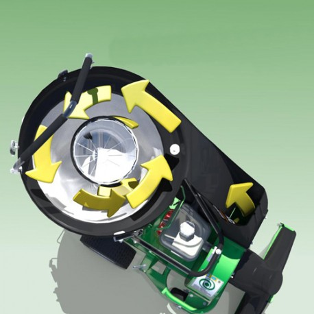 Filtre secondaire pour Billy Goat QV550HSP et QV900HSP