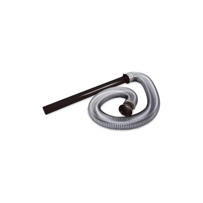 Kit tuyau pour souffleur sur roues 6cv billy goat - Aspirateur de feuilles sur roues ...