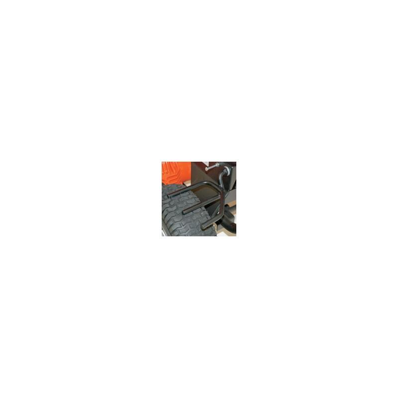 Kit de frein de stationnement pour souffleur sur roues 9cv 13cv - Aspirateur de feuilles sur roues ...